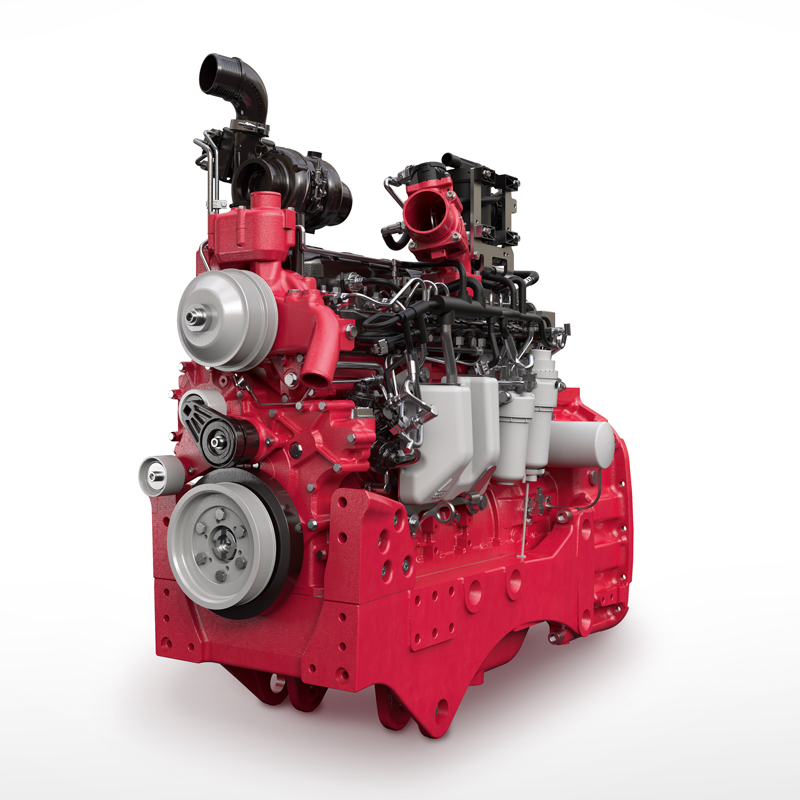 Valtra engine AGCO power 66AWI and 67AWI for T series