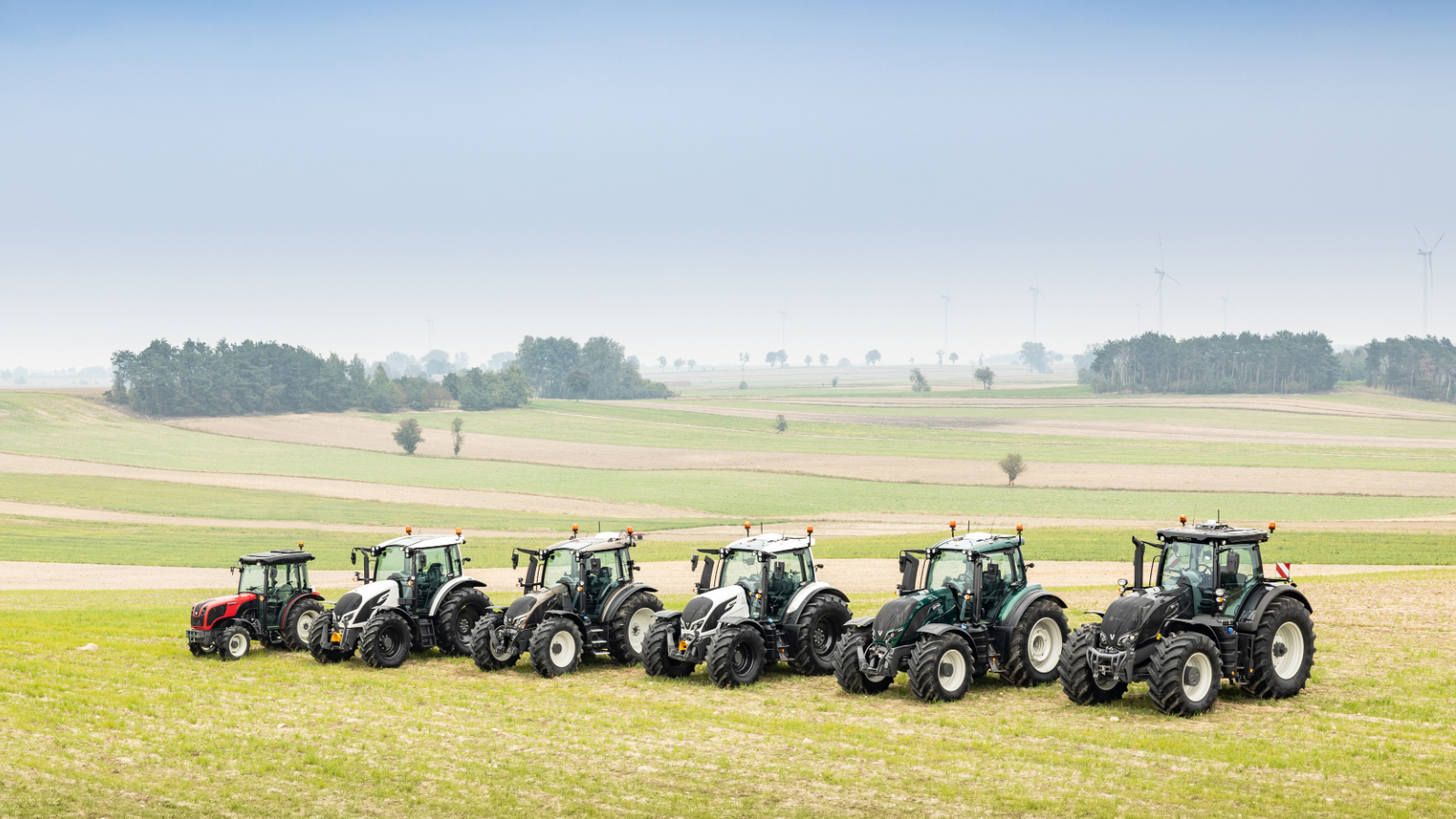 Valtra Tractors family photo 2019 FANTS Series Poland